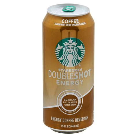 Dosing espresso is an exact science and art at the same time. Starbucks Double Shot Energy Coffee Drink - Shop Coffee at ...
