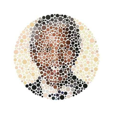 color blind colour blind artist tony davis