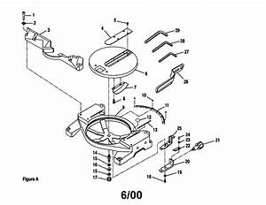 Craftsman 10 U0026quot  Compound Miter Saw Parts