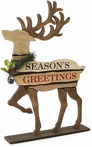 North, Pole, Trading, Co, Winter, Lodge, 28, Reindeer, Stand