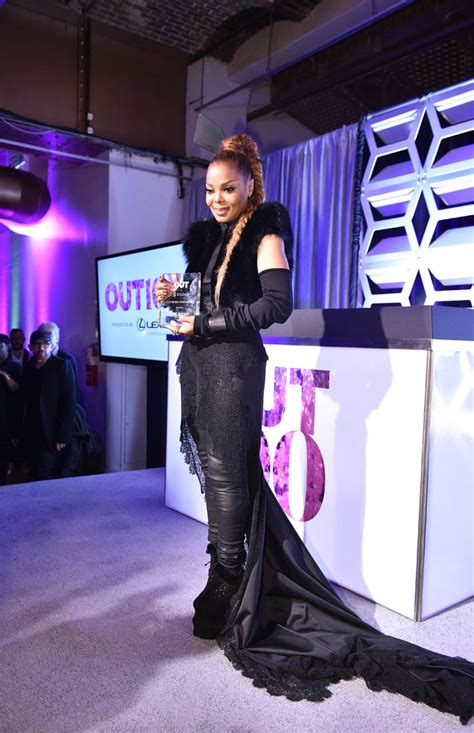 janet jackson honoured    gala   york