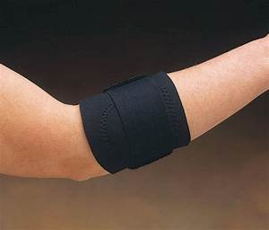 Tennis Elbow Strap   Elbow And Forearm Straps