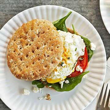 mediterranean breakfast mediterranean breakfast sandwiches diabetic living online