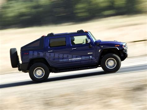 Hummer H2h Hydrogen Picture 16551 Hummer Photo Gallery