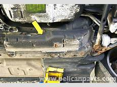 BMW E46 Fuel Filter Replacement BMW 325i 20012005