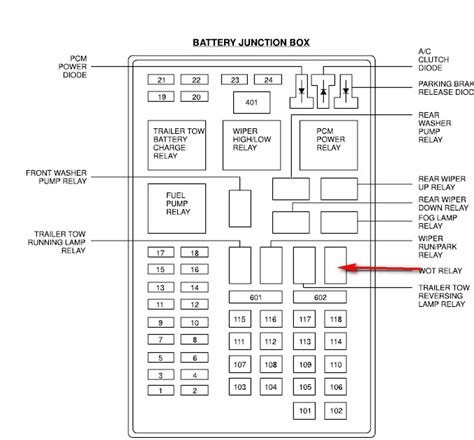 Fuse Box Diagram For 2001 Lincoln L by 2007 Lincoln Navigator Engine Diagram Downloaddescargar