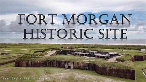 fort morgan alabama historical site information fort