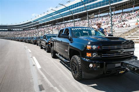 Chevrolet Debuts Truck Legends Program Honor