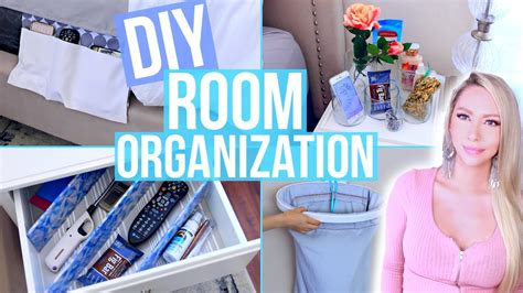 diy small bedroom organization diy room organization and storage ideas youtube 15189 | maxresdefault