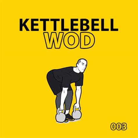 kettlebell wod workout go