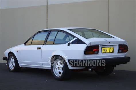 sold alfa romeo gtv coupe auctions lot  shannons