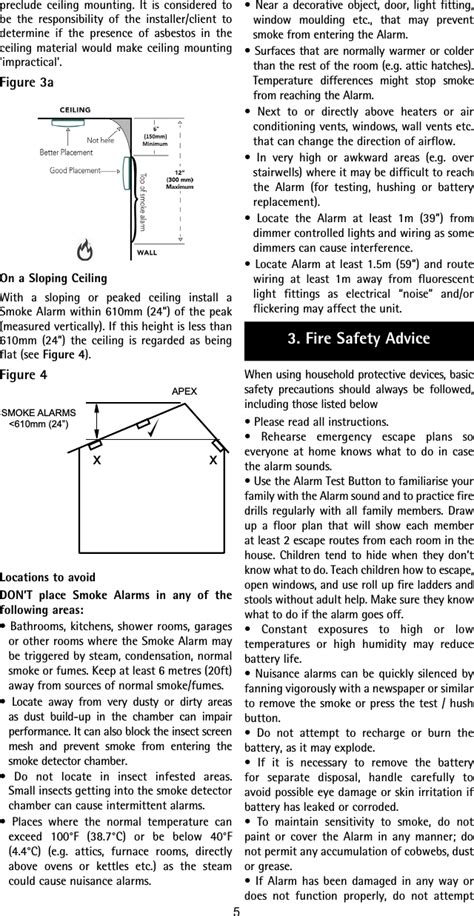 resolution  wireless smoke detector user manual