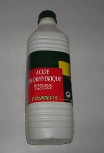 Acide Chlorhydrique Canalisation : tournevis acide chlorhydrique ~ Dode.kayakingforconservation.com Idées de Décoration