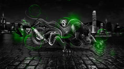 moto fantasy panter  el tony
