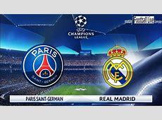 PES 2018 Paris Saint Germain [PSG] vs Real Madrid UEFA