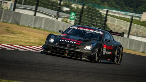 Nissan Gtr Race Car by Nissan Gt R Nismo Gt500 Race Cars Japan Gt Series
