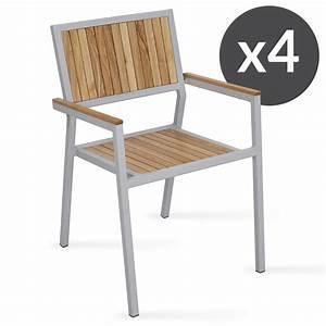 Fauteuil Jardin Bois : catgorie fauteuil de jardin page 3 du guide et comparateur d 39 achat ~ Teatrodelosmanantiales.com Idées de Décoration