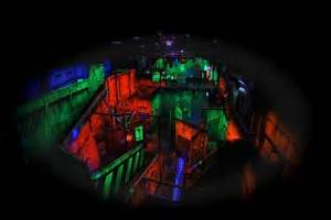 The Laser game, a funny game! Laser Games