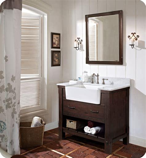 bathroom kitchen cabinets fairmont designs 1506 fv36 napa 36 inch farmhouse vanity 1506