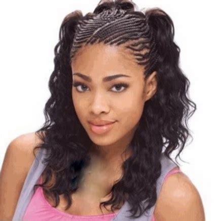 Modele Coiffure Afro Model De Coiffure Femme Africaine