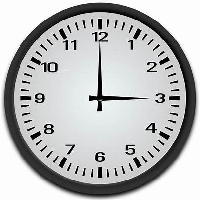 Clipart Three Clock Oclock Clipground