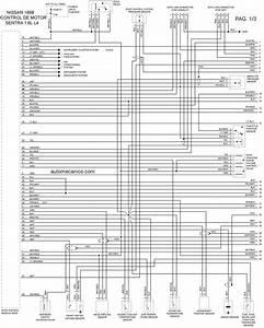 Diagramas De Nissan Gratis