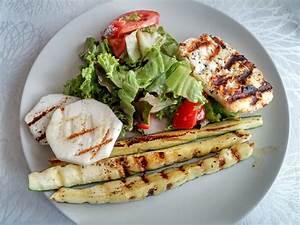 Salat Mit Zucchini : halloumi an mair bchen mit zucchini und salat arne ~ Lizthompson.info Haus und Dekorationen