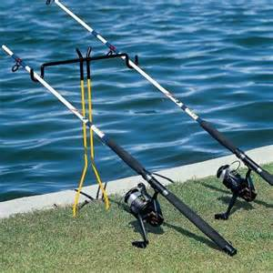Bank Fishing Rod Holders