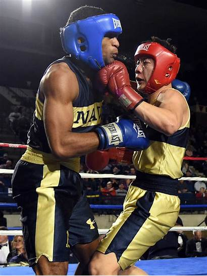 Boxing Brigade Championships Navy Rematch Clary