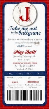 baseball ticket 25 best ideas about baseball invitations on baseball theme food baseball