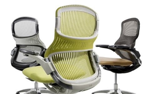ergonomic chair review knoll generation chair