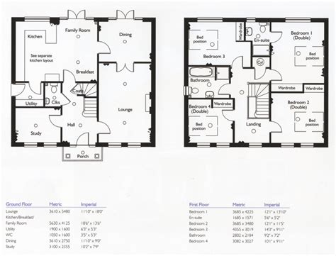 bianchi family house floor plans bedroom ideas  house