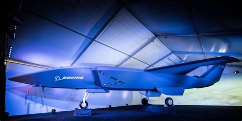 boeing reveals loyal wingman sidekick drone  fighter jets