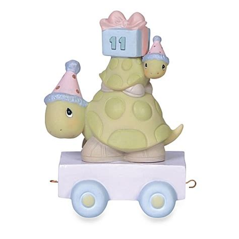 precious moments birthday resin figurine in age 11 buybuy baby