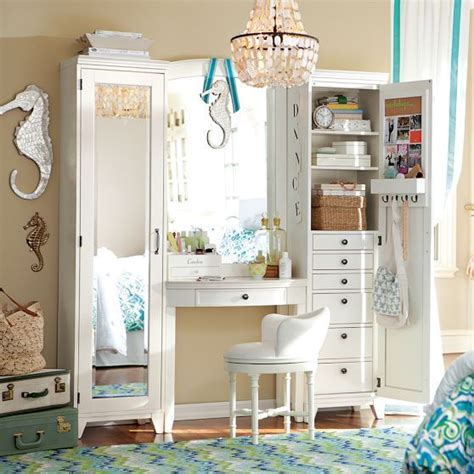 Room Planner Pbteen by Hton Vanity Tower Set Bedroom Decor
