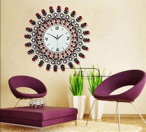 Country Living Room Clocks by Why You Should Invest In Decorative Wall Clocks For Living