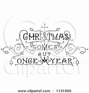 43+ Free Black And White Christmas Ornament Clipart