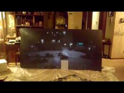 diy black projection screen deeponyx youtube