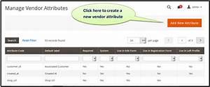 Vendor Attribute Addon   User Guide