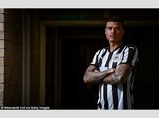 Newcastle sign Kenedy on loan until end of season Daily