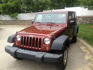 Purchase Used 2007 Jeep Wrangler Unlimited X Sport Utility