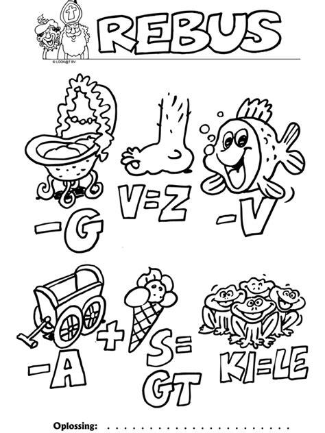 Spreekwoorden En Gezegden Kleurplaat by Kleurplaat Spreekwoorden En Gezegden