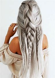 Braided Hairstyles Long Hair
