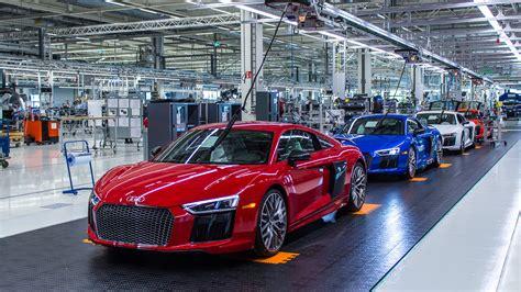 Audi Forums by Audi Sport Gmbh Cambio Al Vertice Dopo Un 2017 Da Record