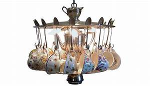 how to use your old kitchen utensils the royale With best brand of paint for kitchen cabinets with candle holder chandeliers