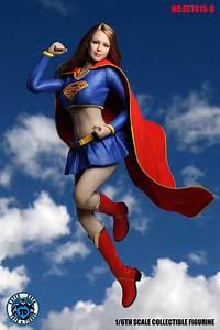 Super, Duck, Supergirl, Sets