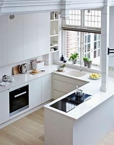 Kleine Küche Einrichten Tipps : k chenideen die mit den aktuellen trends schritt halten ~ Michelbontemps.com Haus und Dekorationen
