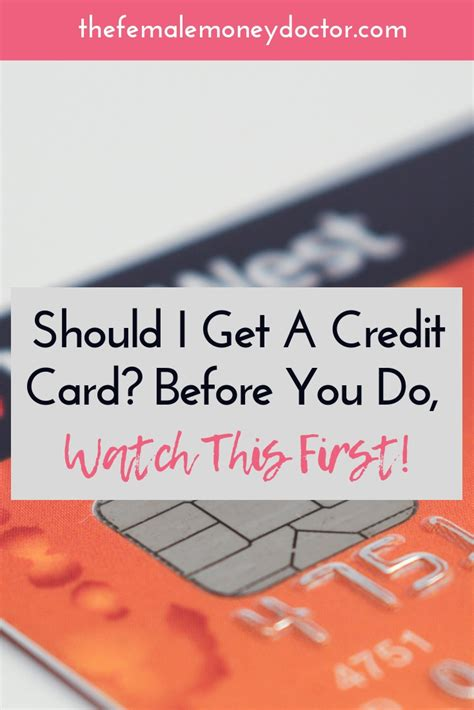 Credit card rewards exist to encourage you to use your credit card, and they're very persuasive indeed. Should I Get A Credit Card? Before You Do, Watch This First!