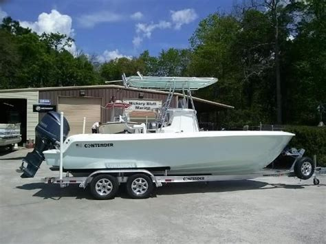 Used Bay Boats For Sale In Ga by Contender New And Used Boats For Sale In