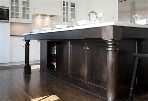 kitchen island with legs kitchen island cabinets traditional kitchen mullet
